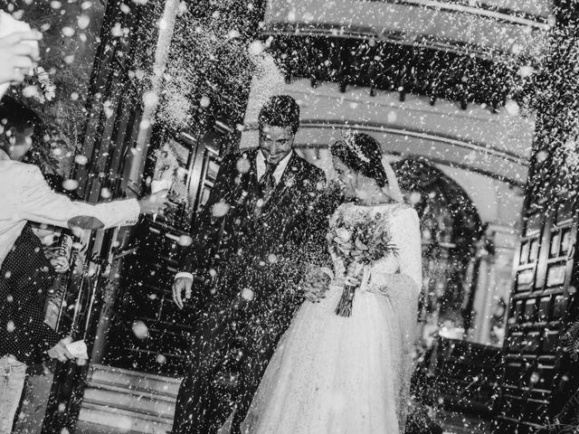 La boda de Pedro y María en Marmolejo, Jaén 32
