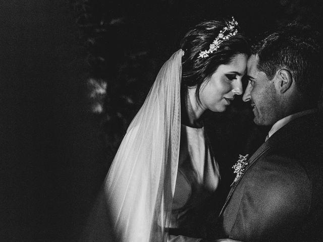 La boda de María y Pedro