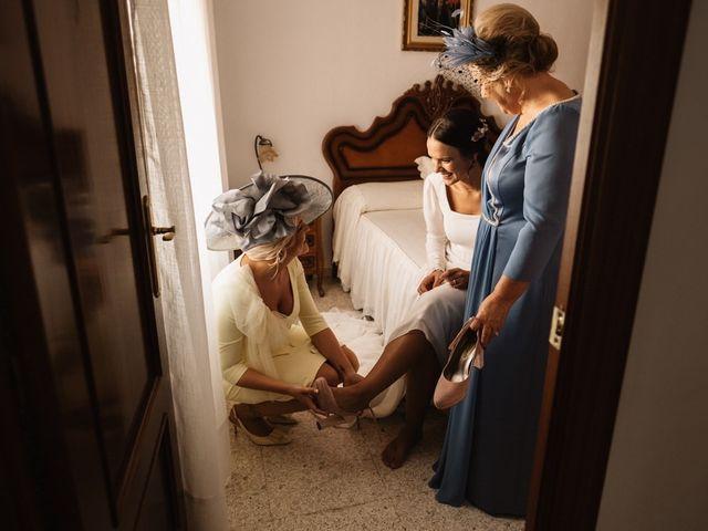La boda de Paco y Lorena en Jaén, Jaén 1