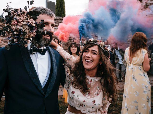 La boda de Mario y Tamara en Castellnou De Bages, Barcelona 35
