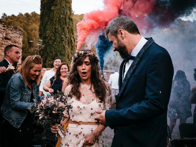 La boda de Mario y Tamara en Castellnou De Bages, Barcelona 37