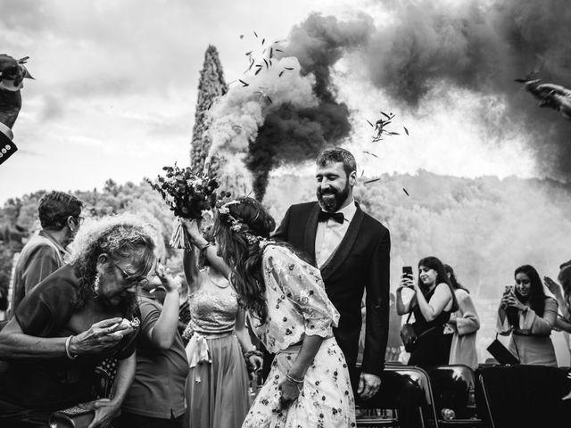 La boda de Mario y Tamara en Castellnou De Bages, Barcelona 38