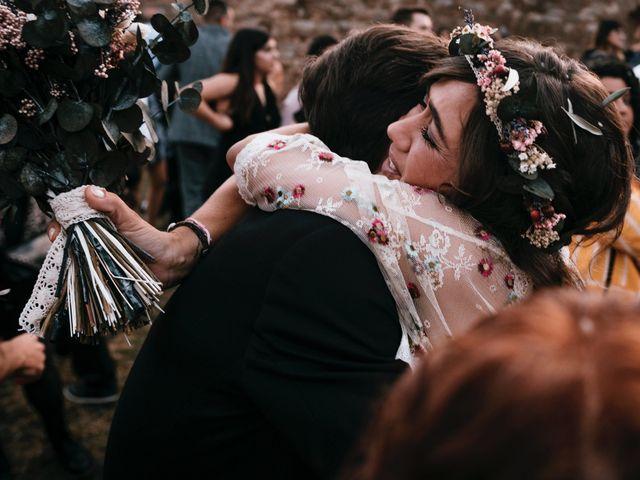 La boda de Mario y Tamara en Castellnou De Bages, Barcelona 41