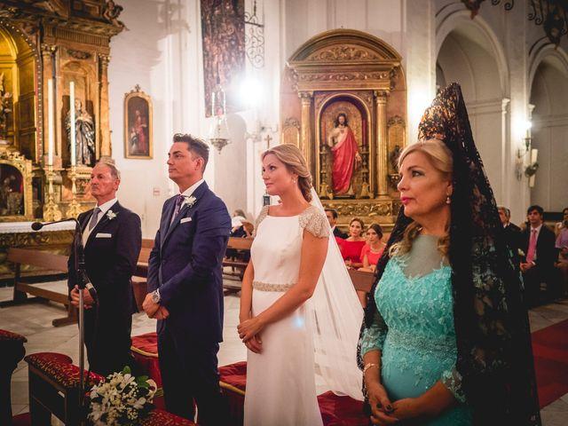 La boda de Antonio y Celia en Sevilla, Sevilla 30