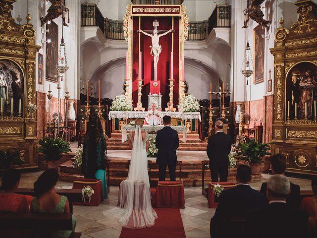 La boda de Antonio y Celia en Sevilla, Sevilla 31