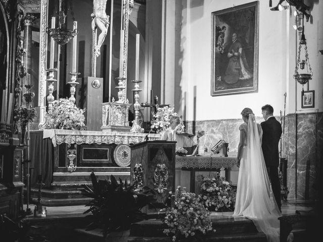 La boda de Antonio y Celia en Sevilla, Sevilla 34