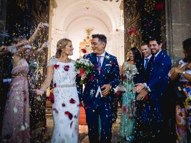 La boda de Antonio y Celia en Sevilla, Sevilla 35