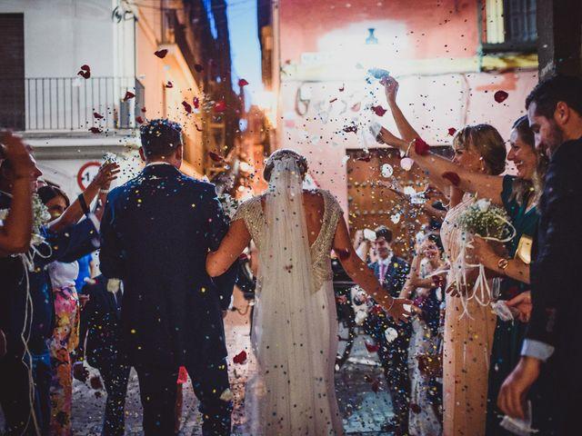 La boda de Antonio y Celia en Sevilla, Sevilla 36
