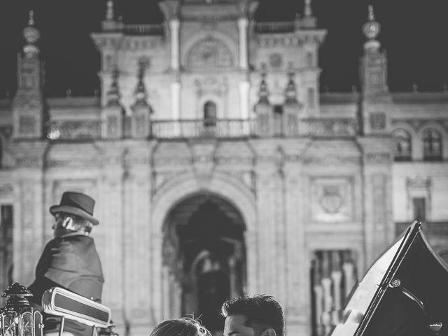 La boda de Antonio y Celia en Sevilla, Sevilla 38