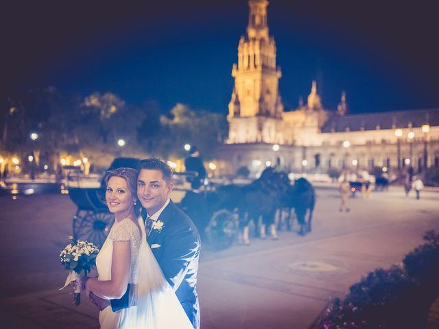 La boda de Antonio y Celia en Sevilla, Sevilla 39