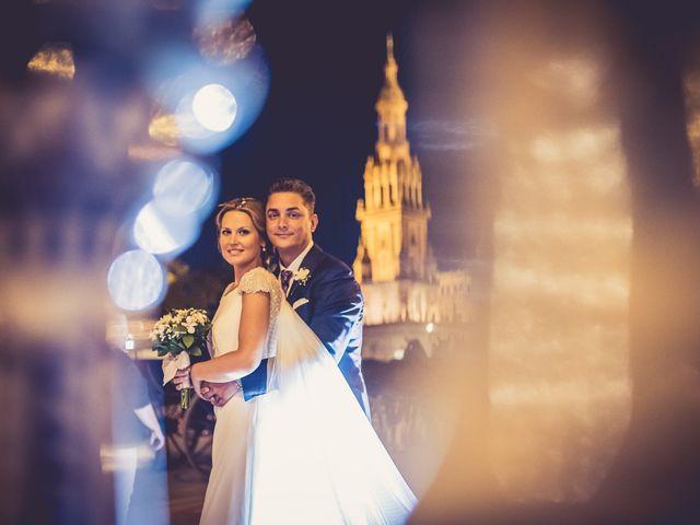 La boda de Antonio y Celia en Sevilla, Sevilla 40