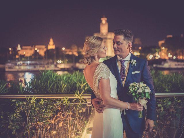 La boda de Antonio y Celia en Sevilla, Sevilla 43