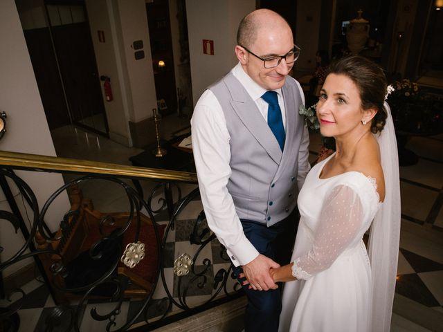 La boda de María José y Isaac en La Manjoya, Asturias 28