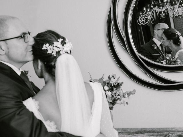 La boda de María José y Isaac en La Manjoya, Asturias 29