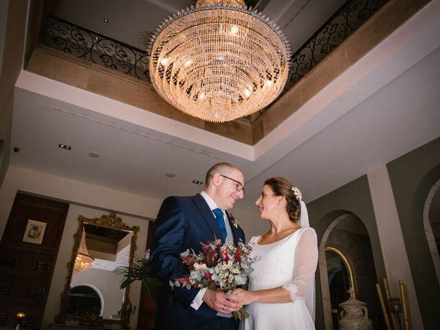 La boda de María José y Isaac en La Manjoya, Asturias 30