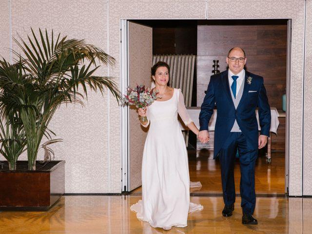 La boda de María José y Isaac en La Manjoya, Asturias 33