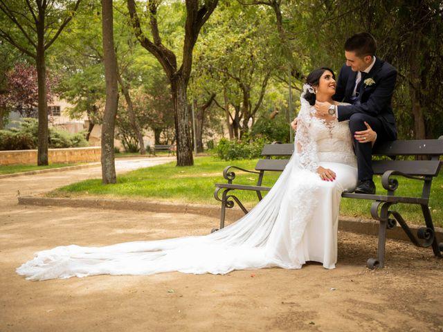 La boda de Luis y Estefania en Linares, Jaén 2