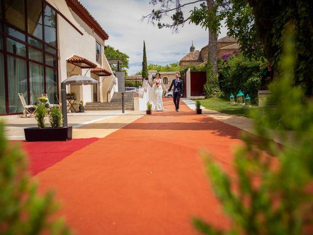 La boda de Luis y Estefania en Linares, Jaén 5