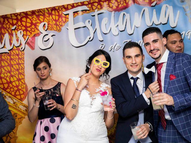 La boda de Luis y Estefania en Linares, Jaén 10