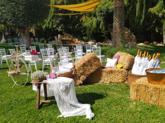 La boda de Marcos y Isabel en Puerto Lumbreras, Murcia 1