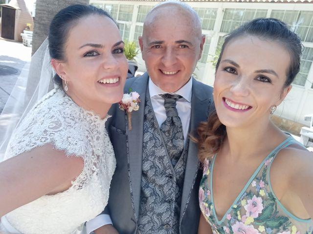 La boda de Marcos y Isabel en Puerto Lumbreras, Murcia 5