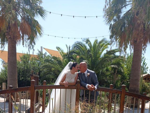La boda de Marcos y Isabel en Puerto Lumbreras, Murcia 6