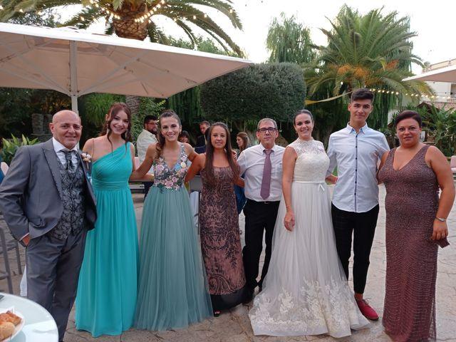 La boda de Marcos y Isabel en Puerto Lumbreras, Murcia 12