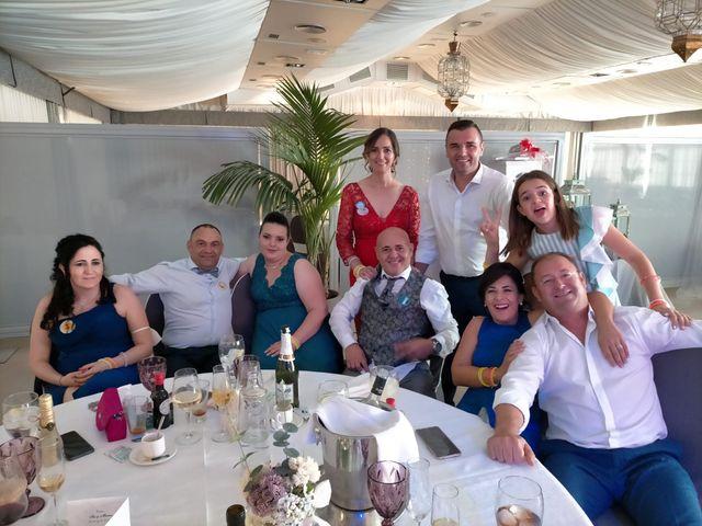 La boda de Marcos y Isabel en Puerto Lumbreras, Murcia 13