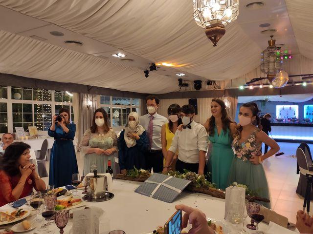 La boda de Marcos y Isabel en Puerto Lumbreras, Murcia 15
