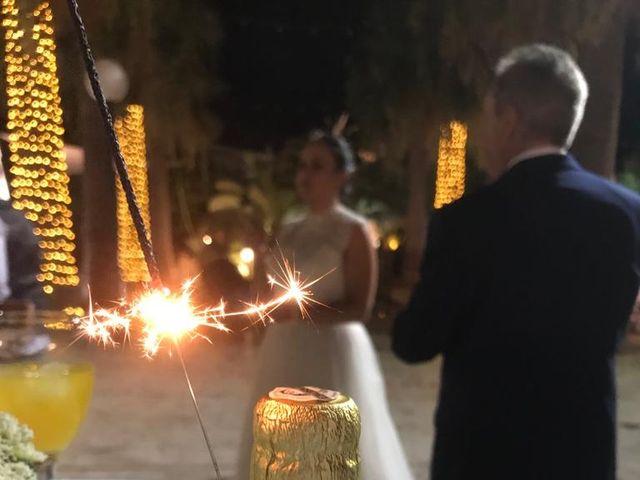 La boda de Marcos y Isabel en Puerto Lumbreras, Murcia 17