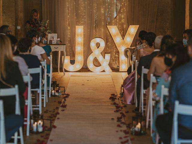 La boda de Jordi y Yaiza en Masquefa, Barcelona 25