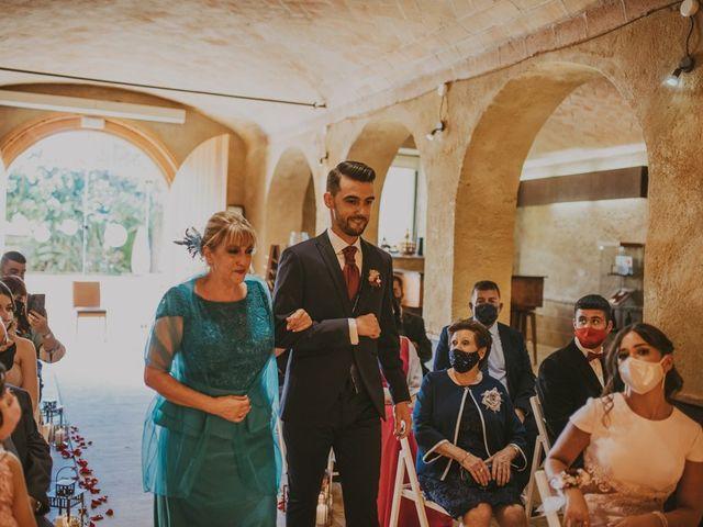La boda de Jordi y Yaiza en Masquefa, Barcelona 27