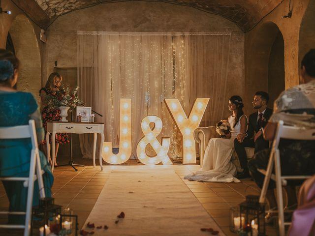 La boda de Jordi y Yaiza en Masquefa, Barcelona 34