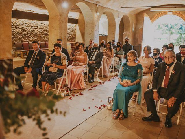 La boda de Jordi y Yaiza en Masquefa, Barcelona 36