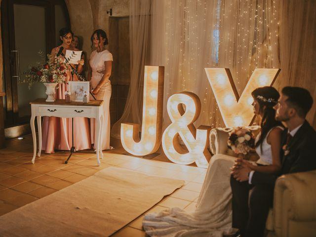 La boda de Jordi y Yaiza en Masquefa, Barcelona 42