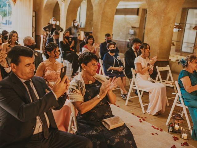 La boda de Jordi y Yaiza en Masquefa, Barcelona 50