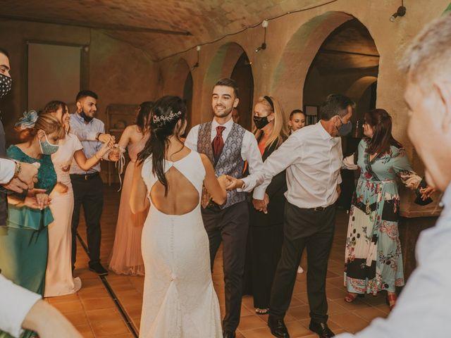 La boda de Jordi y Yaiza en Masquefa, Barcelona 127