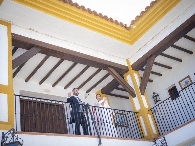 La boda de Francisco y María en Alameda, Ciudad Real 8