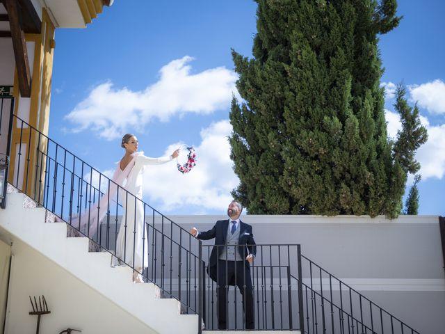 La boda de Francisco y María en Alameda, Ciudad Real 9