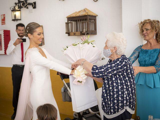 La boda de Francisco y María en Alameda, Ciudad Real 11