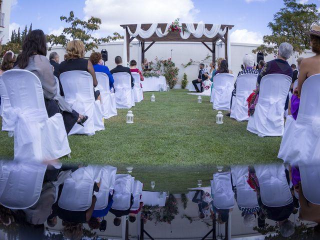 La boda de Francisco y María en Alameda, Ciudad Real 25
