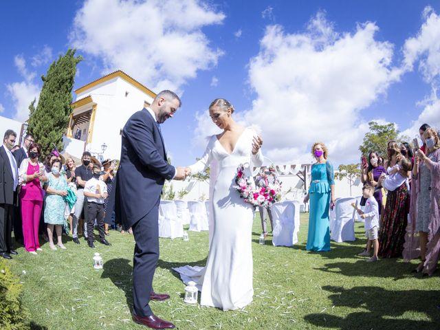 La boda de Francisco y María en Alameda, Ciudad Real 27