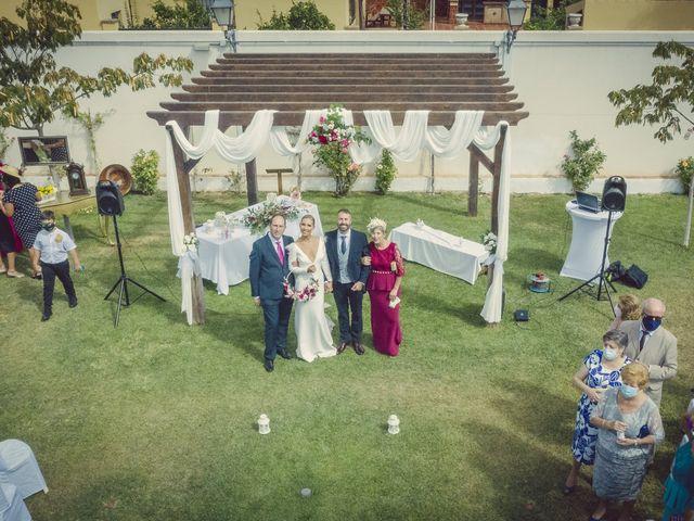 La boda de Francisco y María en Alameda, Ciudad Real 29
