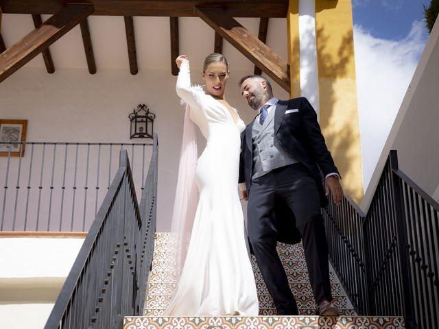 La boda de Francisco y María en Alameda, Ciudad Real 31