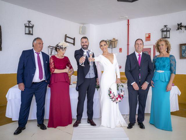 La boda de Francisco y María en Alameda, Ciudad Real 33