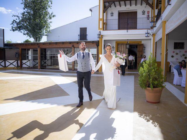La boda de Francisco y María en Alameda, Ciudad Real 34