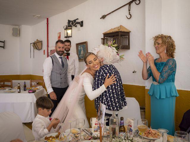 La boda de Francisco y María en Alameda, Ciudad Real 35