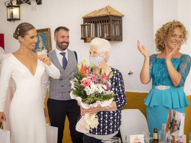 La boda de Francisco y María en Alameda, Ciudad Real 36