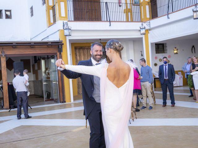 La boda de Francisco y María en Alameda, Ciudad Real 42