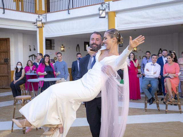 La boda de Francisco y María en Alameda, Ciudad Real 43